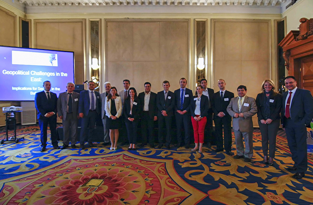 "Advanced Research Workshop held in Sofia ""Geopolitical Challenges in the East - Implications for Security in the Balkans"""